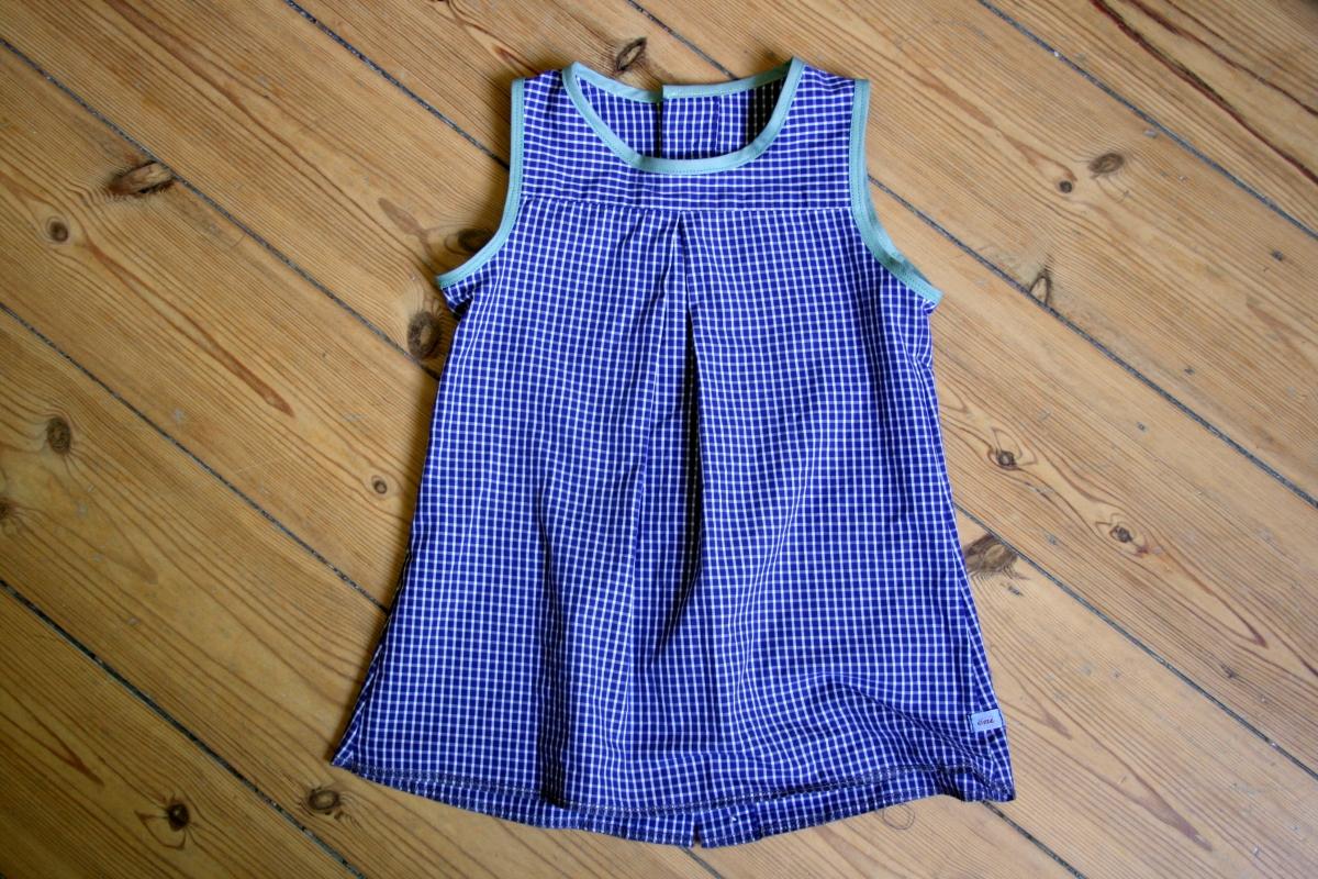DIY Sommerkleid aus Männerhemd  - Teil I